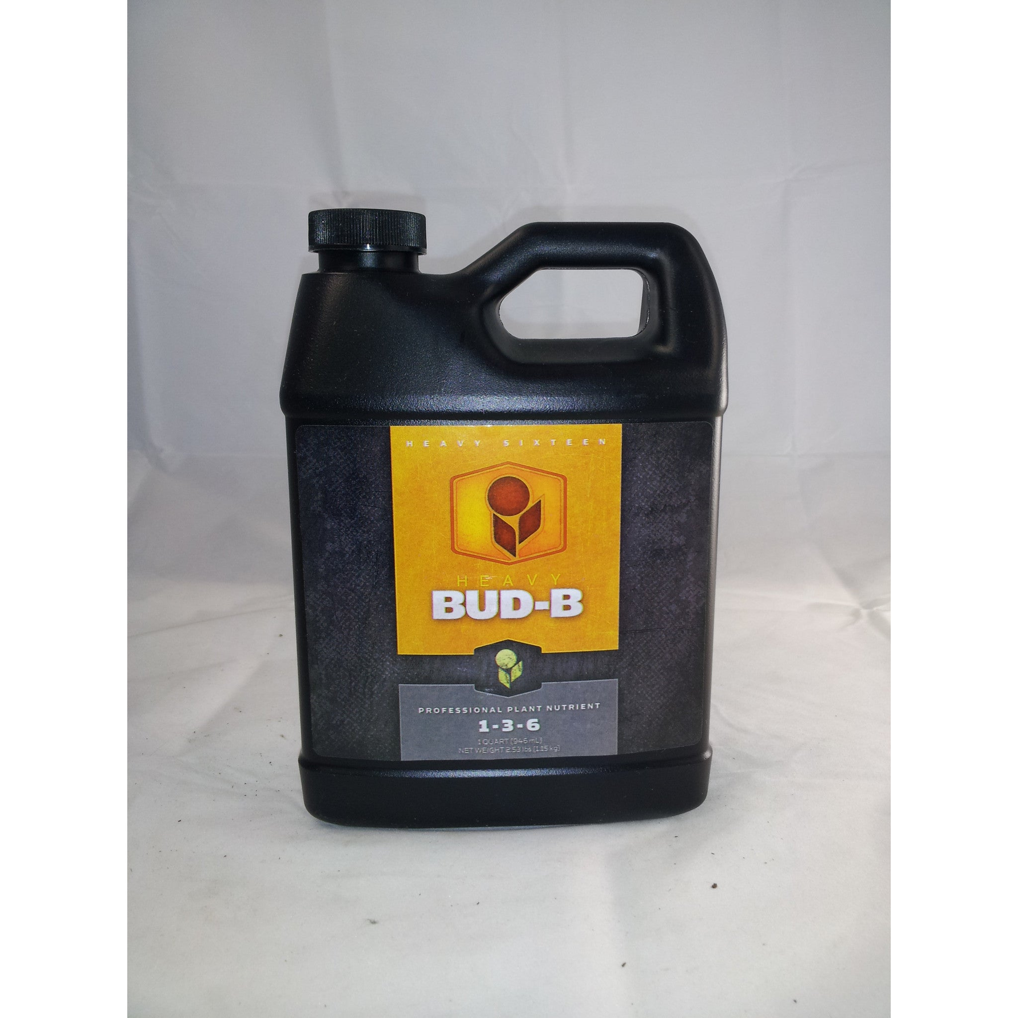 Bud B Quart Heavy 16 - Pacific Coast Hydroponics Los Angeles