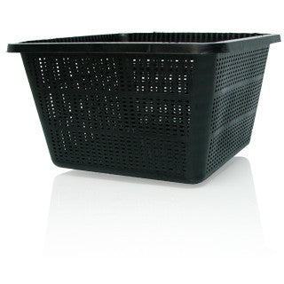 "9"" Square Basket Hydrofarm - Pacific Coast Hydroponics Los Angeles"