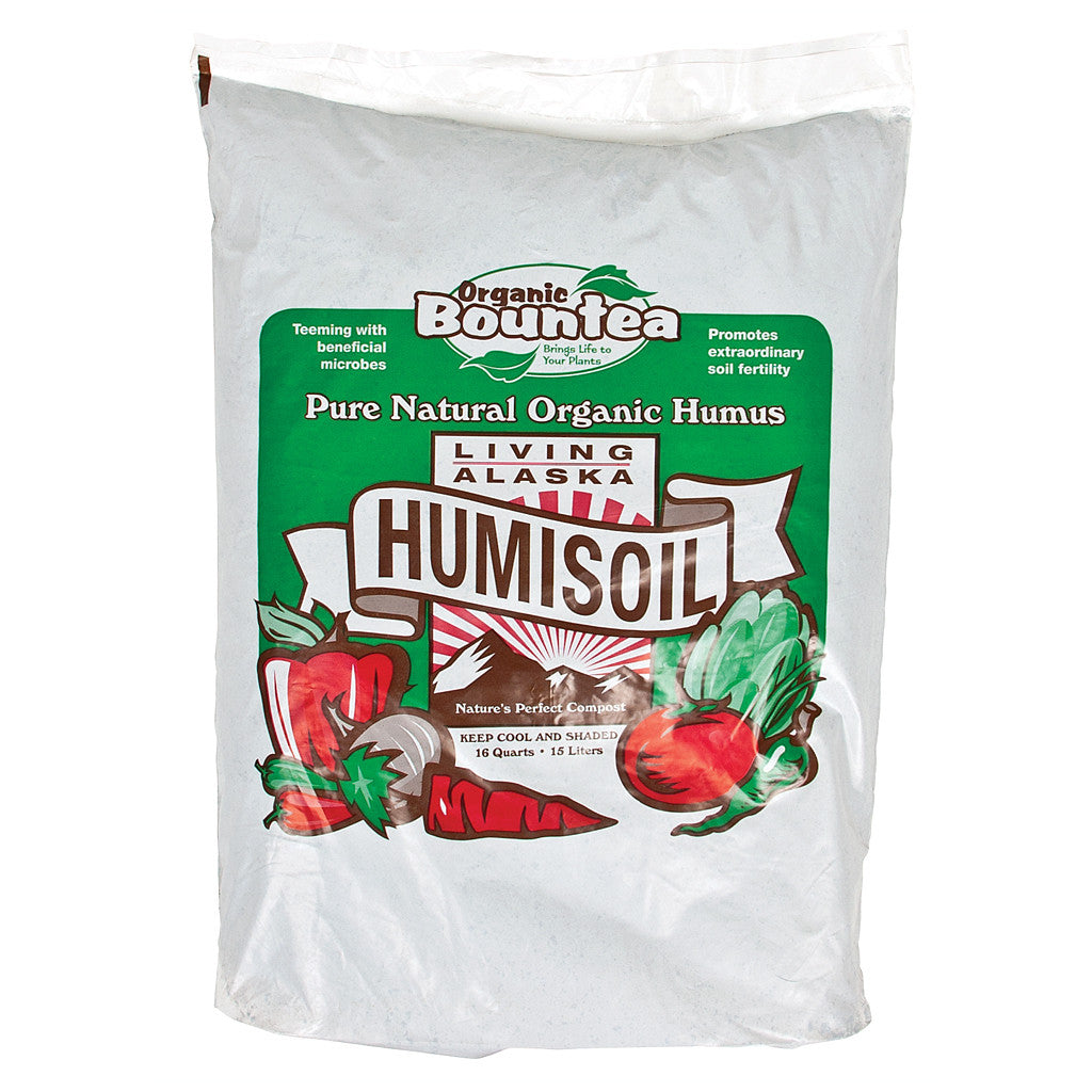 Bountea Humisoil 20 Pounds Bountea - Pacific Coast Hydroponics Los Angeles