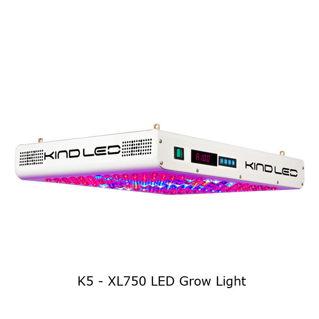 Kind LED K5 XL 750 Kind LED - Pacific Coast Hydroponics Los Angeles