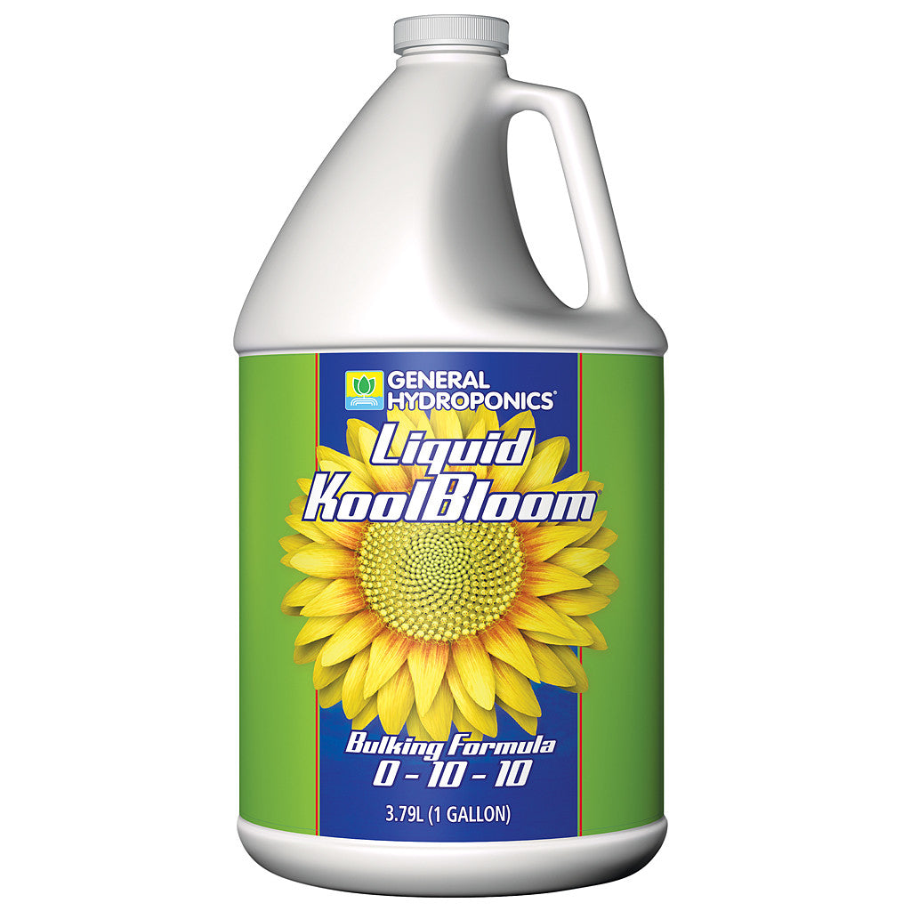 Liquid Koolbloom Gallon General Hydroponics - Pacific Coast Hydroponics Los Angeles