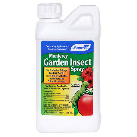 Monterey Insect Spray 16 Ounces