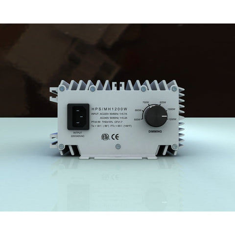 Nanolux DE Remote Ballast 240V NCCS Ready 1000 watt