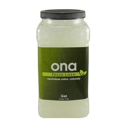 Ona Gel Fresh Linen Gal Jar