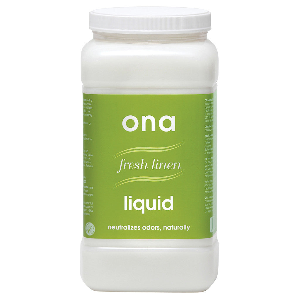 Ona Liquid, 1 Gallon ONA - Pacific Coast Hydroponics Los Angeles