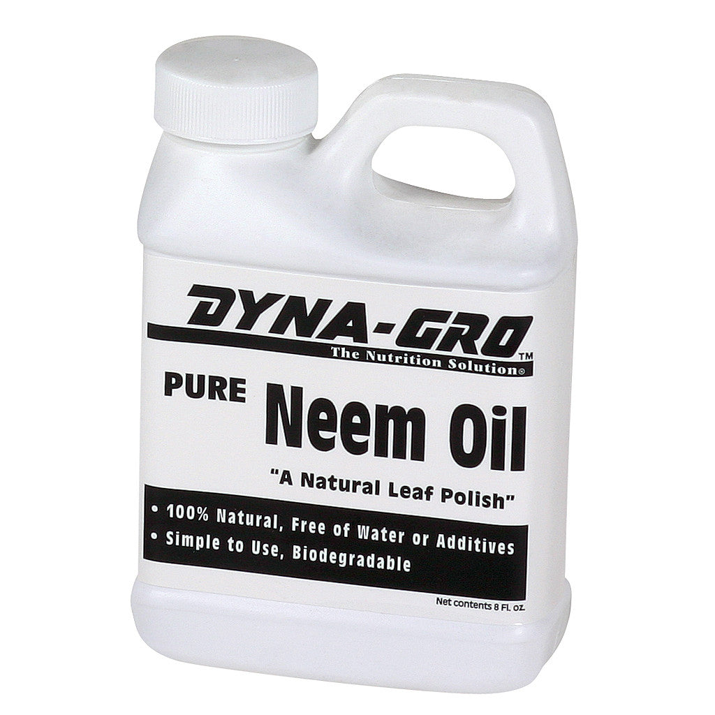 Dyna-Gro Pure Neem Oil 8 ounce Dyna-Gro - Pacific Coast Hydroponics Los Angeles