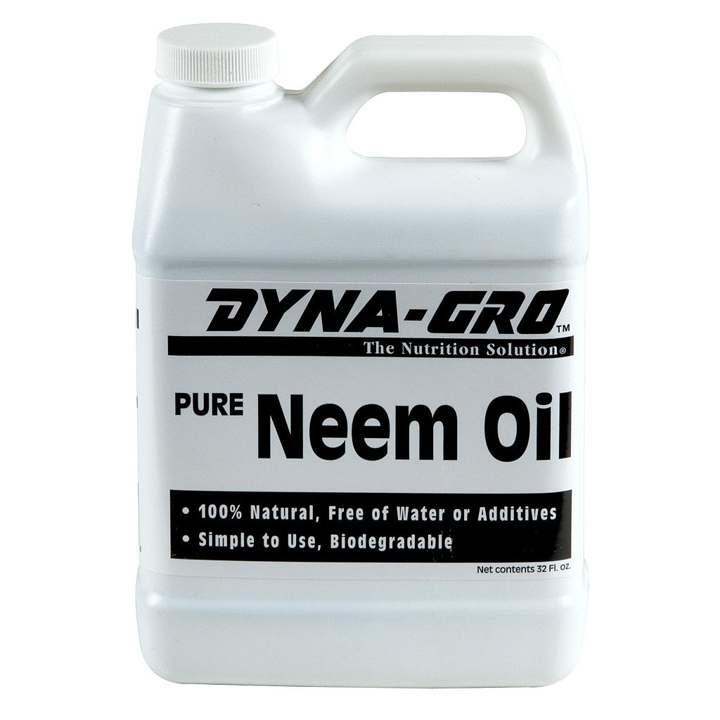 Dyna-Gro Pure Neem Oil 1 Quart Dyna-Gro - Pacific Coast Hydroponics Los Angeles