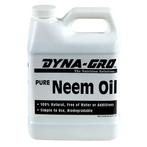 Dyna-Gro Pure Neem Oil 1 Quart