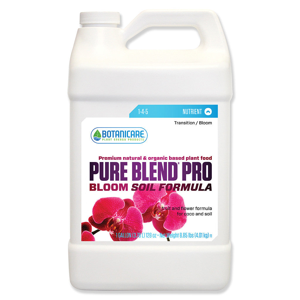 Pure Blend Pro Soil 1 Gallon Botanicare - Pacific Coast Hydroponics Los Angeles