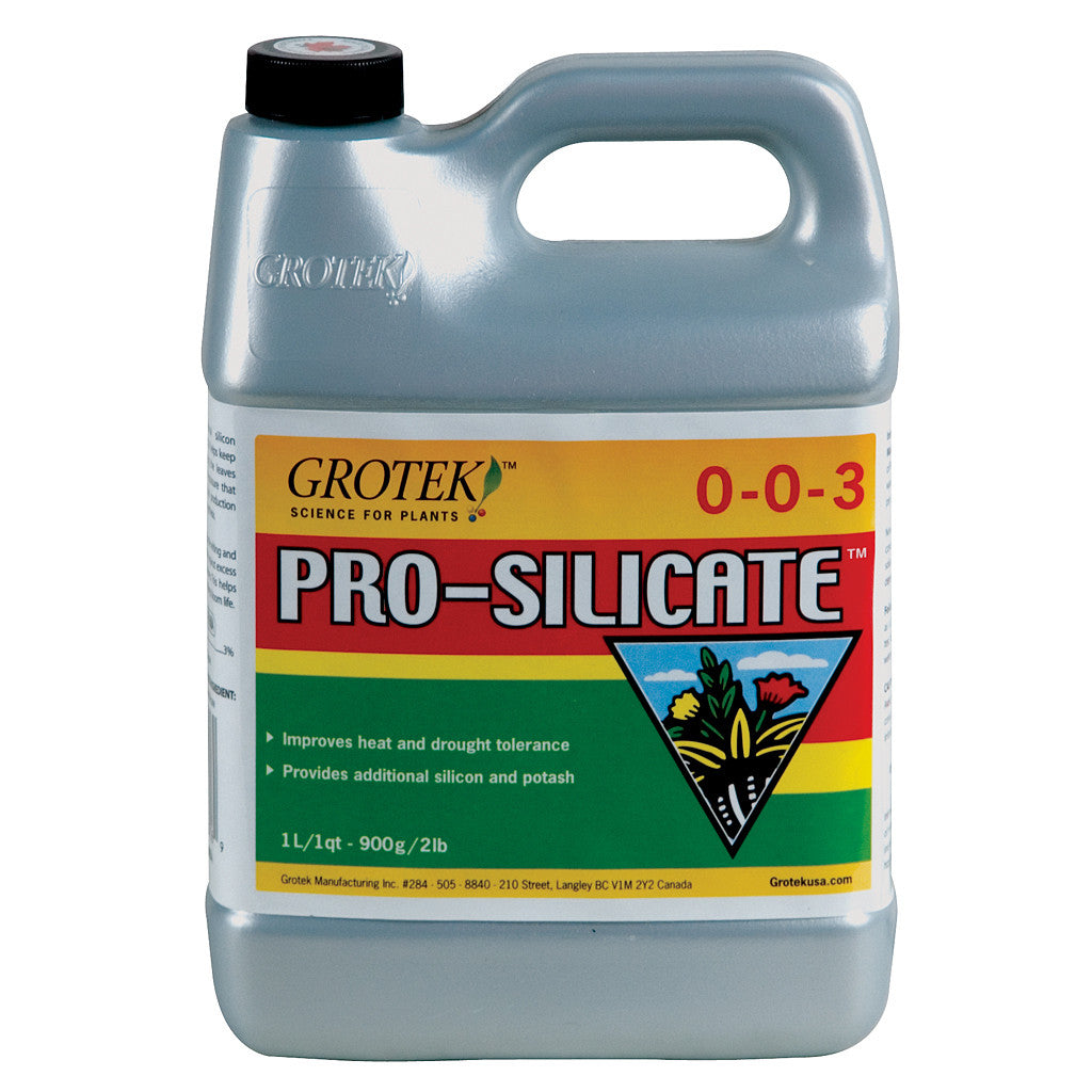 Pro Silicate 1 Liter Grotek - Pacific Coast Hydroponics Los Angeles