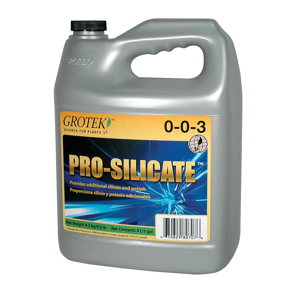Pro Silicate 4 Liter Grotek - Pacific Coast Hydroponics Los Angeles