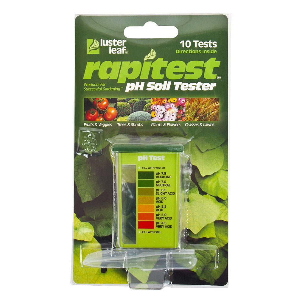 Rapitest pH Soil Tester Rapitest - Pacific Coast Hydroponics Los Angeles