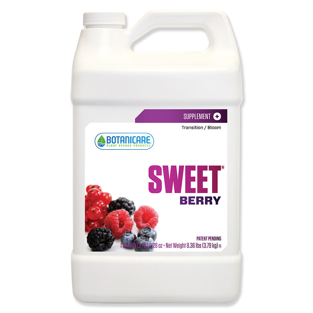 Sweet Carbo Berry 1 Gallon Botanicare - Pacific Coast Hydroponics Los Angeles