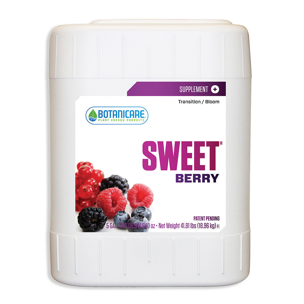 Sweet Carbo Berry 5 Gallon Botanicare - Pacific Coast Hydroponics Los Angeles