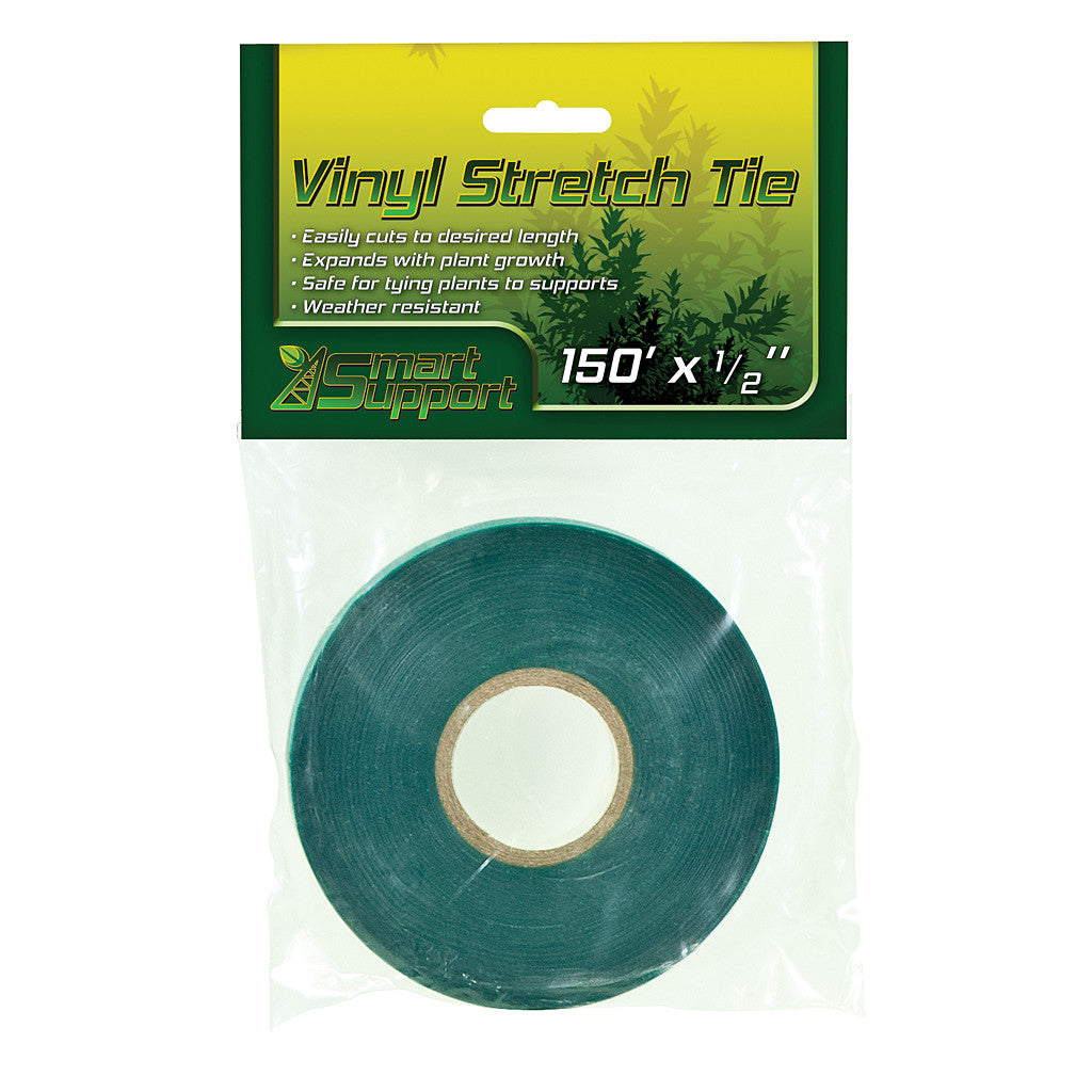 Vinyl Stretch Tape Tie Smart Support - Pacific Coast Hydroponics Los Angeles