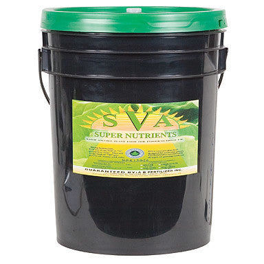 Super Veg A 5 Gallon Super Juice - Pacific Coast Hydroponics Los Angeles