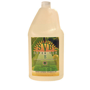 Super Veg B Gallon Super Juice - Pacific Coast Hydroponics Los Angeles