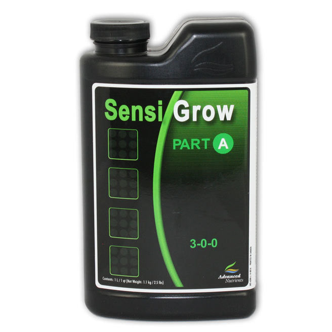 pH Perfect Sensi Grow Part A 1 Liter Advanced Nutrients - Pacific Coast Hydroponics Los Angeles