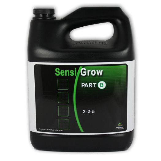 pH Perfect Sensi Grow Part B 4L Advanced Nutrients - Pacific Coast Hydroponics Los Angeles