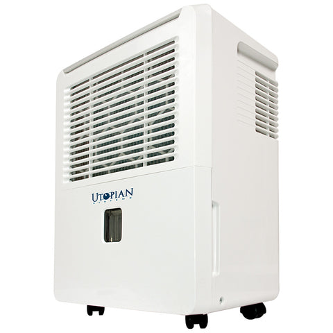Utopian 40 Pint Per Day Dehumidifier