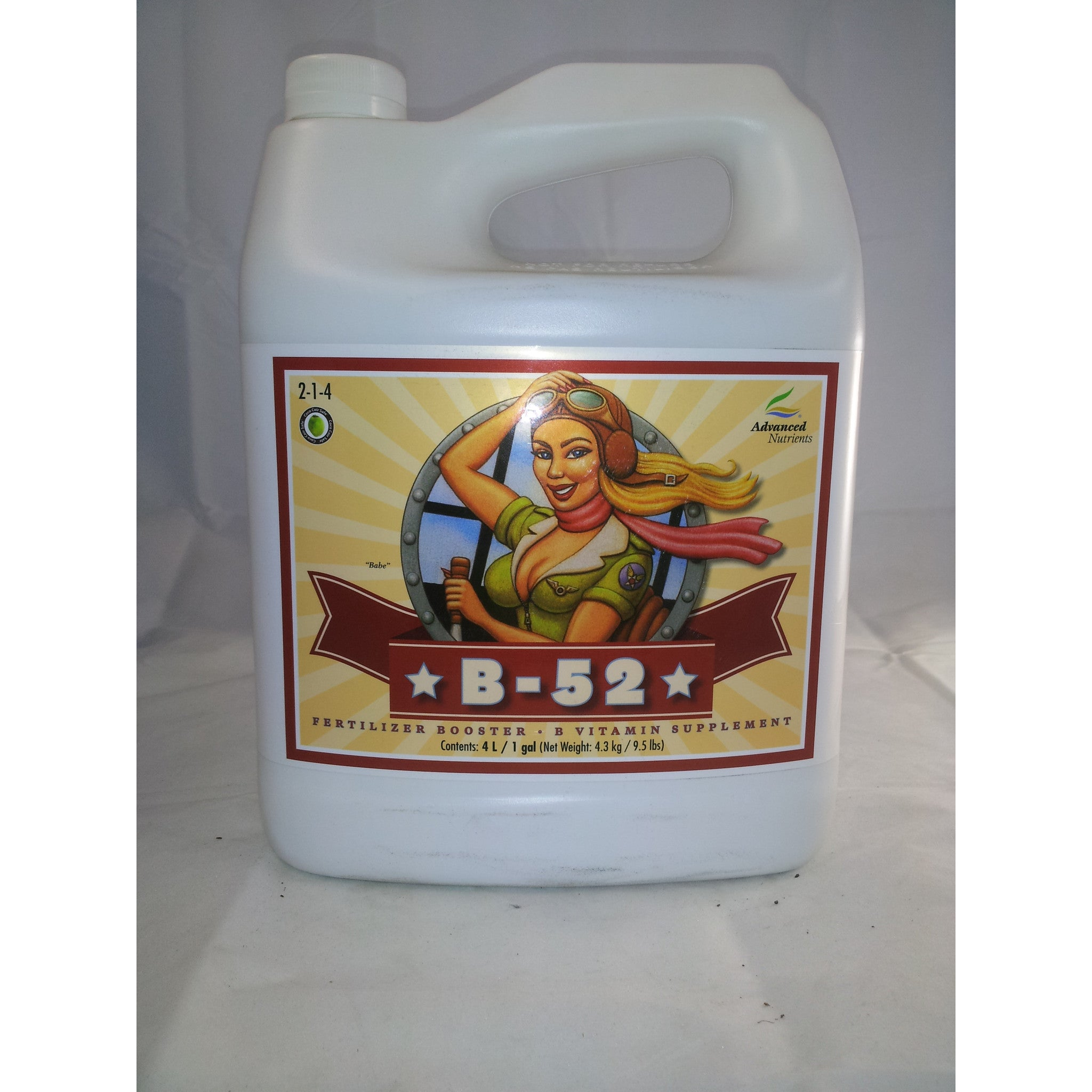 B-52 4 Liter Advanced Nutrients - Pacific Coast Hydroponics Los Angeles