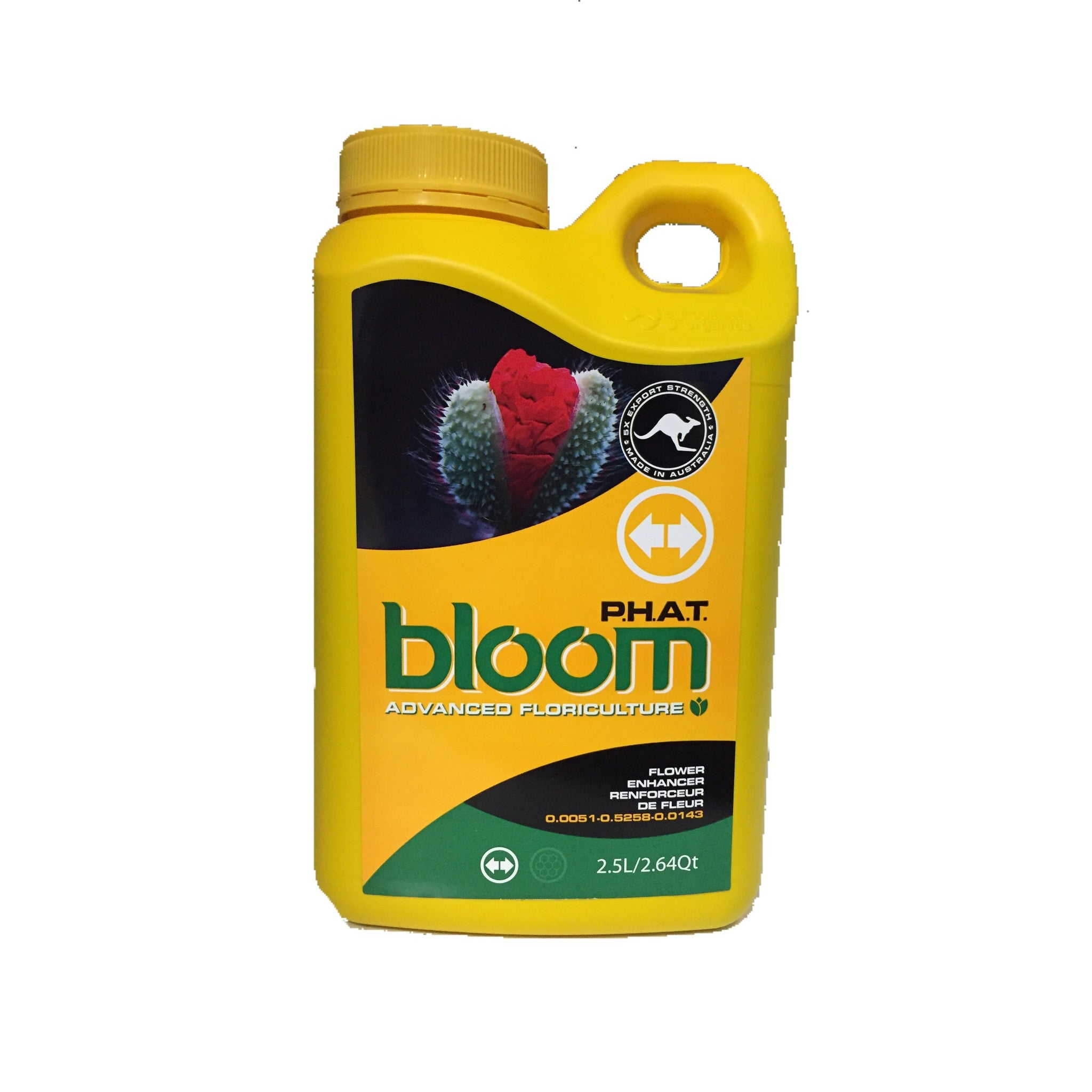 Bloom Advanced Floriculture 2.5 Liter Bloom Advanced Floriculture - Pacific Coast Hydroponics Los Angeles