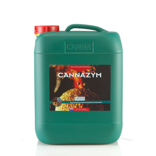 Cannazym 10 Liter Canna - Pacific Coast Hydroponics Los Angeles