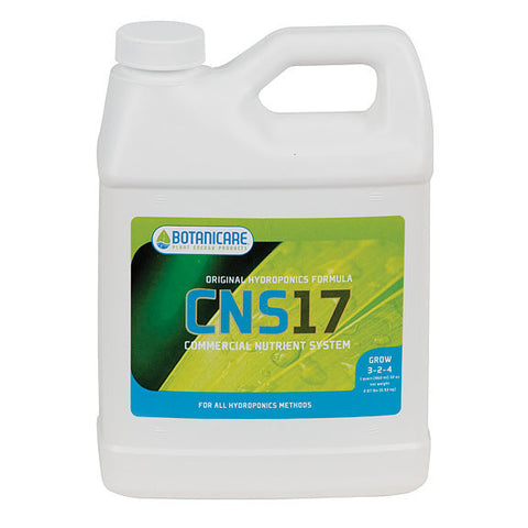 CNS 17 Hydroponics Grow Quart