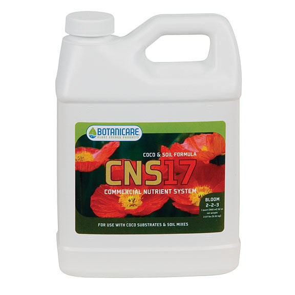 CNS 17 Coco Bloom Quart Botanicare - Pacific Coast Hydroponics Los Angeles