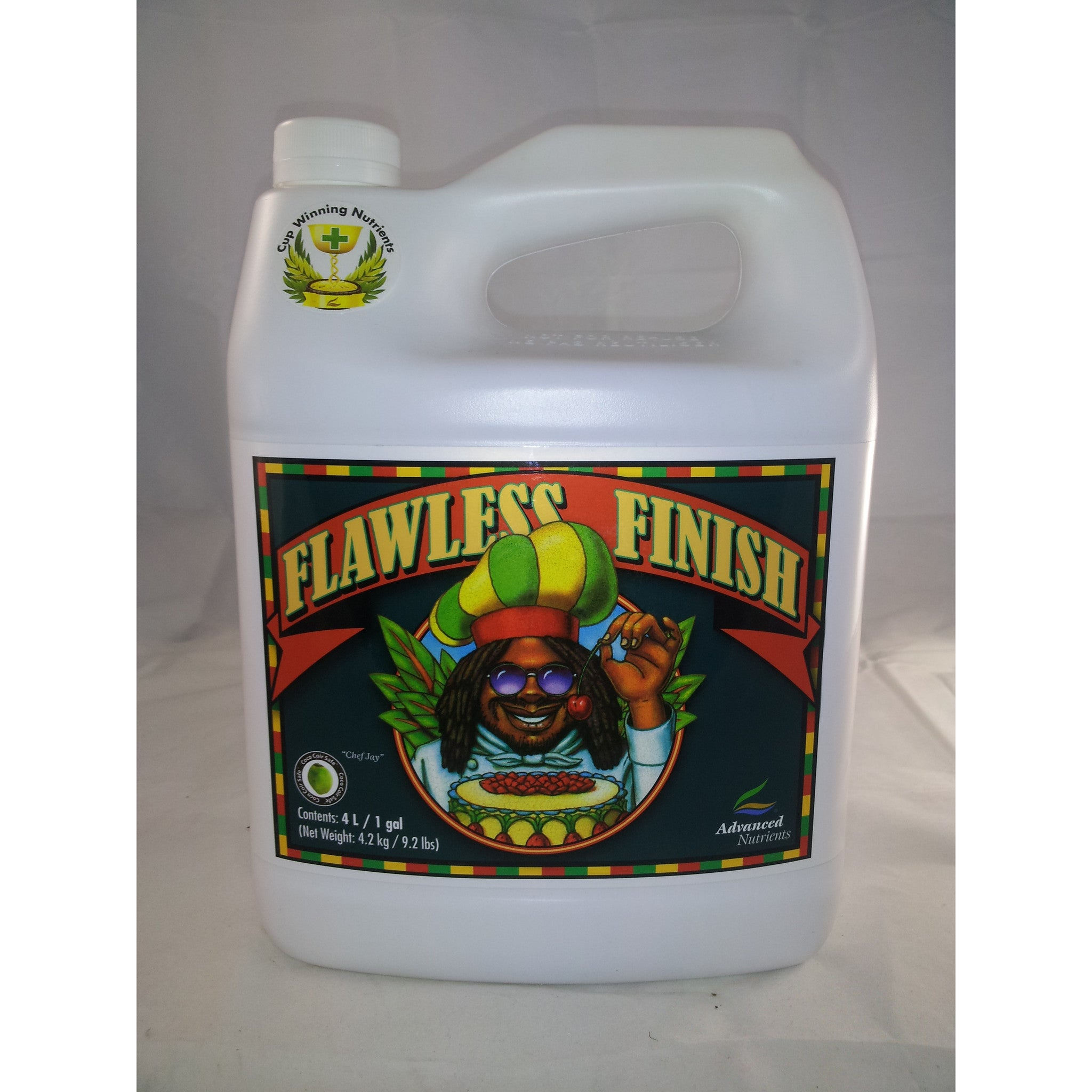 Flawless Finish 4 Liter Advanced Nutrients - Pacific Coast Hydroponics Los Angeles