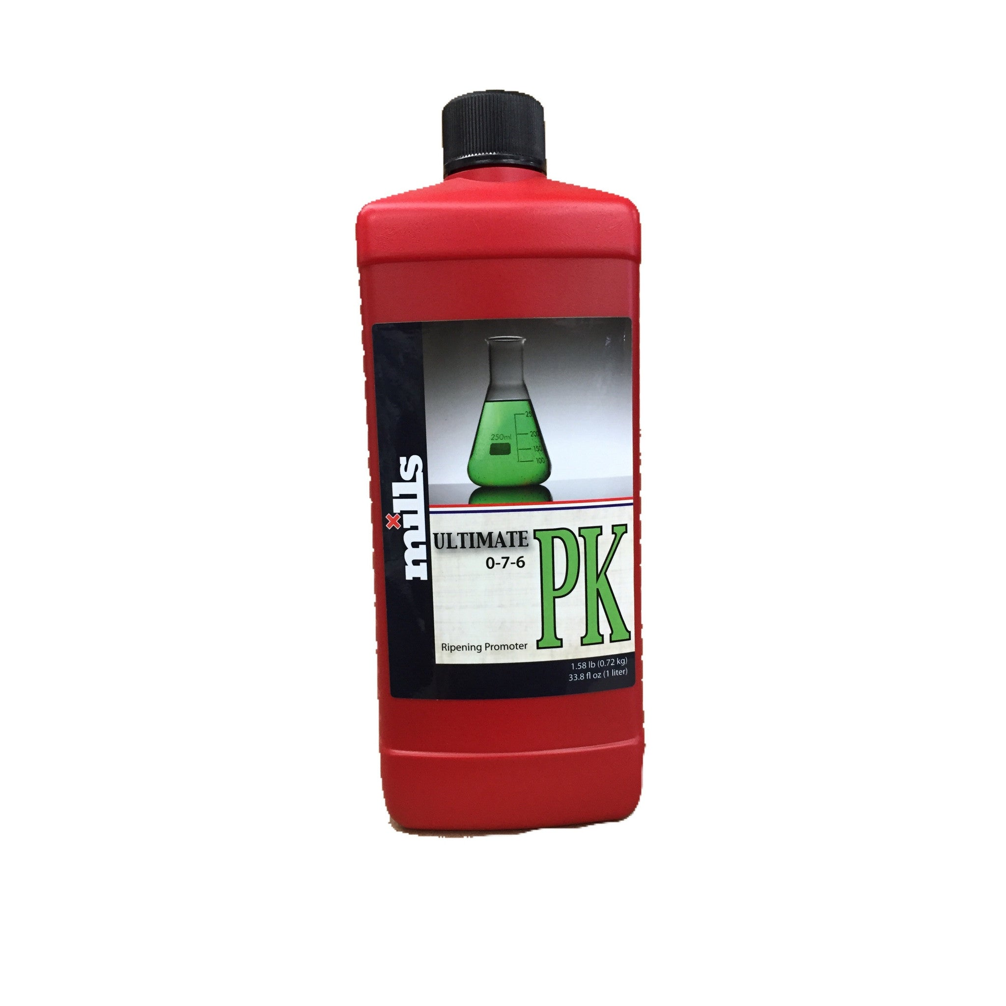 Mills Nutrients UltimatePK 1L Mills Nutrients - Pacific Coast Hydroponics Los Angeles