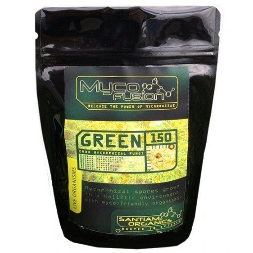 Myco Fusion Green 150 4oz Myco Fusion - Pacific Coast Hydroponics Los Angeles