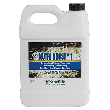 Nutri Boost 1 Liter Nutralife - Pacific Coast Hydroponics Los Angeles