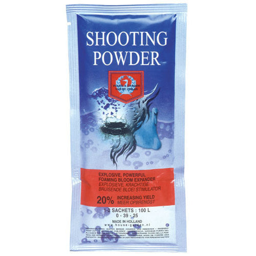 Shooting Powder Sachet House & Garden - Pacific Coast Hydroponics Los Angeles