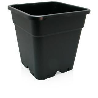 18 Liter Square Pot Bato - Pacific Coast Hydroponics Los Angeles
