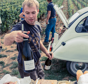 White Burgundy Head of Class: The Magic Touch of Benjamin Leroux
