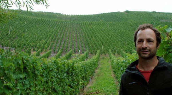 2015 A.J. Adam Riesling: Mosel on the Grand-Scale