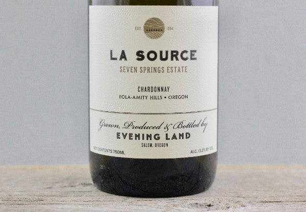 Oregon's Grand Cru Trifecta: Evening Land Seven Spring Vineyard
