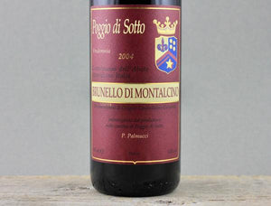 Brunello for the Ages: 1988-2010