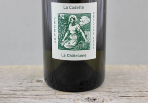 Chablis' Diamond in the Rough:  Domaine de la Cadette La Châtelaine