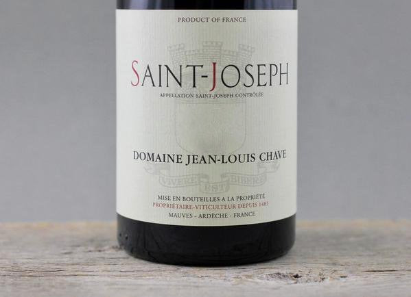 2015 Domaine Chave Saint Joseph: No Stone Unturned