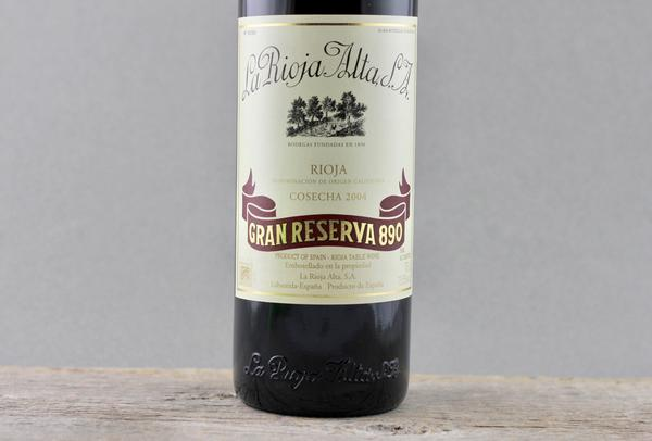 The Crescendo of La Rioja Alta:  Gran Reserva 890 & 904