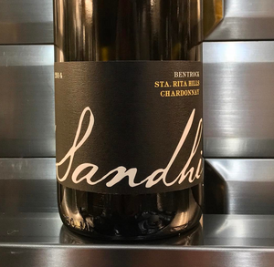 Chardonnay at its Most Noble: 2014 Sandhi Bentrock