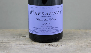 Designations be Damned:  2017 Sylvain Pataille Marsannay Clos du Roy