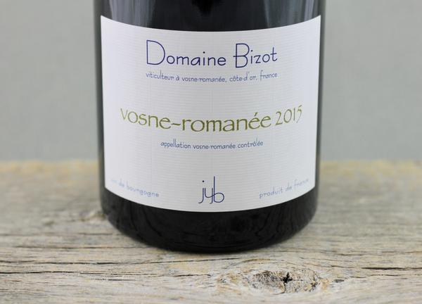 Behind the Curtain: Domaine Bizot of Vosne Romanée
