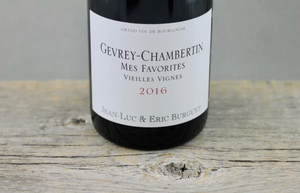 Burguet's Dark Side of Gevrey:  Insider's 100-yr-old Vielles Vignes