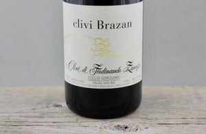 The Great Italian White:  2015 I Clivi Brazan Collio Friulano
