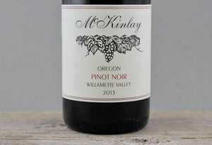 Oregon Intersection: The Value & Soul of McKinlay Pinot Noir
