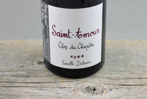2018 Dutraive Off-the-Grid:  Saint-Amour, Chénas, & Fleurie
