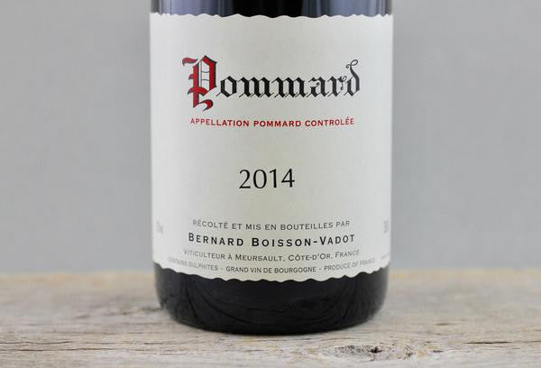 2014 Boisson-Vadot: Côte de Beaune Pinot Noir at its Purest